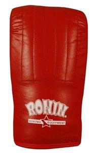 Ronin 'Punch Regular' zakhandschoenen - Rood