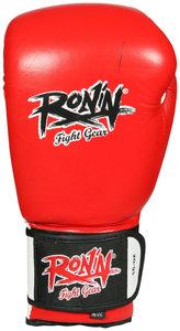 "Ronin ""Pro-Box"" bokshandschoenen Rood"