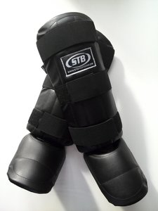STB Shinguards Semi Leather