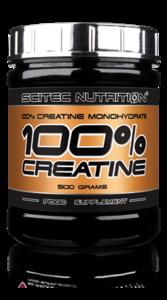 Scitec Nutrition - 100% Creatine