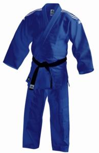 adidas judopak J350 - Blauw