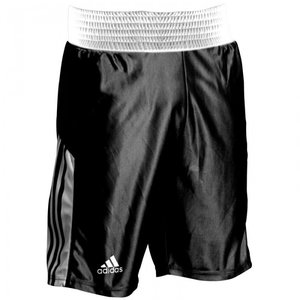 adidas Amateur Boxing Short Zwart