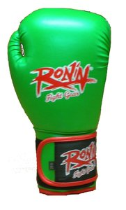 """Ronin """"Training"""" bokshandschoenen Groen"""