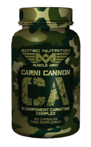 Scitec Muscle Army Carni Cannon