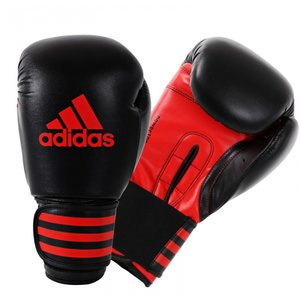 adidas bokshandschoenen Power 100 ZWART