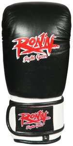 "Ronin ""Pro Punch"" zakhandschoenen Zwart"