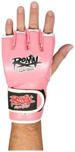 Ronin Kick Bag MMA Handschoen - Roze