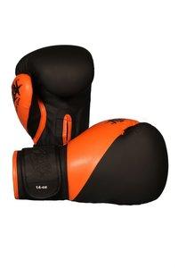 Bokshandschoen Ronin 'PUNCHING' Zwart/Oranje