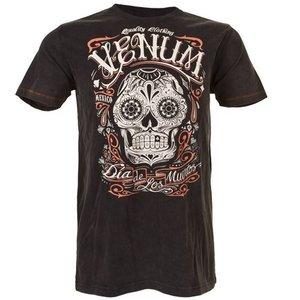 """Venum """"Santa Muerte"""" T-shirt - Black"""