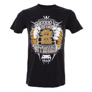 "Venum ""Built to Strike 2.0"" T-Shirt - Black"