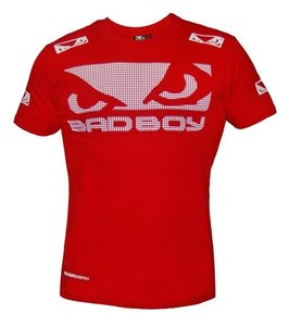 """Bad Boy"" Walk in II Tee - Red"