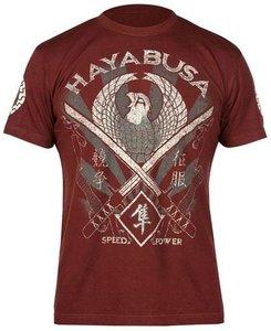Hayabusa Lineage T-Shirt - Red