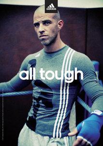 "adidas Poster ""all Tough"""