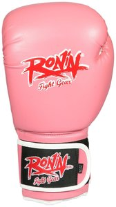 "Ronin ""Training"" bokshandschoenen Roze"