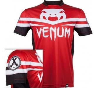 "Venum ""José Aldo UFC 163 Ltd Editon"" Dry Tech™ T-shirt - Red"