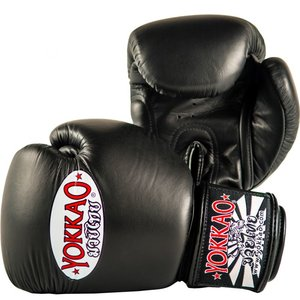 Yokkao Matrix Zwarte Bokshandschoenen
