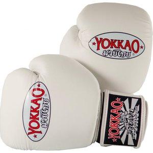 Yokkao Matrix Witte Bokshandschoenen