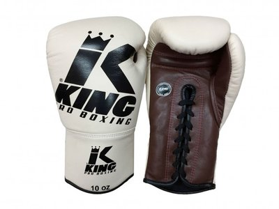 King Pro Boxing BG LACES 4