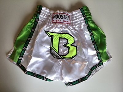 Booster TBT Pro 2 Wit / Groen